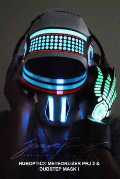tron mask - Google Search