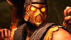 Mortal Kombat X - Cold War Scorpion And Samurai Skin Pack First Ingame L...