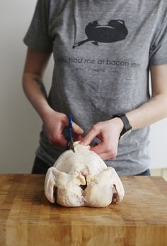 Why you should be spatchcocking your chicken and how to do it   www.giadaweekly.com @gdelaurentiis