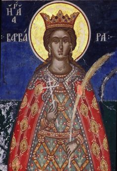 Homily on Preparing for Eternity with St Barbara Sta Barbara, Saint Barbara, Religious Icons, Religious Art, Greek Icons, Russian Icons, Orthodox Icons, Sacred Art, Christian Faith