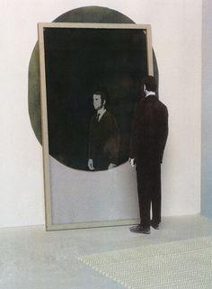 Reflet mirror - Claire Lavabre