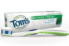 """Tom's of Maine: Misleading Consumers With """"Organic"""""""
