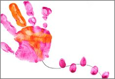 Handprint Calendar: Kite   Christmas Your Way