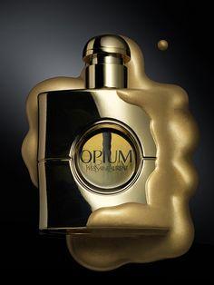 Opium Gold Collector   Yves Saint Laurent