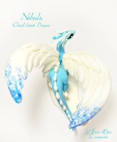 Nebula, Cloud Spirit Dragon 3 by rosepeonie on DeviantArt