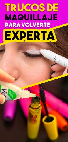 Makeup tricks – Make Up Makeup Tricks, Sexy Makeup, Beauty Makeup, Beauty Hacks Skincare, Eyeliner Looks, Dull Hair, Natural Beauty Tips, Tips Belleza, Beauty Full