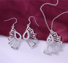 CS797# jewelry wedding jewelry sets for brides silver plated bohemian jewelry vintage jewelry sets
