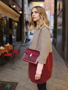 50 Totally Perfect Winter Outfits Ideas You Will Fall in Love With Looks Street Style, Looks Style, Style Me, Paris Outfits, Winter Outfits, Fashion Mode, Womens Fashion, Paris Fashion, Moda Outfits