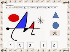 Sita Juver: FICHAS DE JOAN MIRÓ Art For Kids, Joan Miro Paintings, Piet Mondrian, Art Therapy, Arthur Dove, Art, My Arts, Art Journal, Book Art
