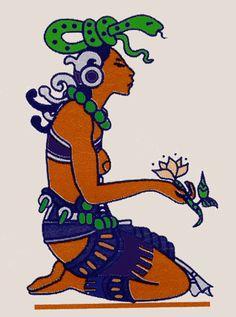 diosa maya