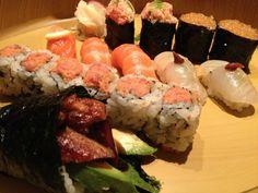 Momoya in New York, NY #sushi #chelsea