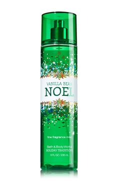 A fine fragrance mist is a great gift for any teen girl. Choose from Bath & Body Works' wide selection including Vanilla Bean Noel. #holidays2014 #giftsforher