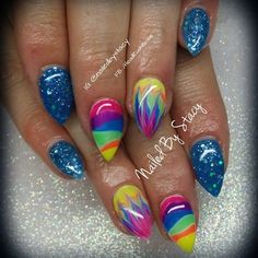 welcome to the candy shop... by NailedByStacy - Nail Art Gallery nailartgallery.nailsmag.com by Nails Magazine www.nailsmag.com #nailart