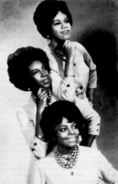 The Primettes (aka Supremes)