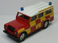 Land Rover Leicestershire Fire & Rescue