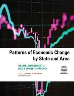 Patterns of Economic Change by State and Area 2016: Income, Employment, & Gross Domestic Product