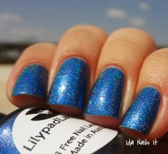 Ida Nails It: Lilypad Lacquer Thursday