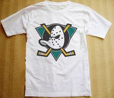 The Mighty Ducks T-Shirt D2 Film Movie Woman by Lucky7StarDesign
