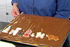 Picture of Birthday Sheet Cake Recipe - Ina Garten Easy Sugar Cookies, Sugar Cookies Recipe, Cookie Recipes, Dessert Recipes, Birthday Sheet Cakes, Birthday Cake, Brownies, Sheet Cake Recipes, Vegetarian Chocolate