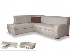 Ezee Corner Sofa Bed with Usefull Storage | Sofabed House | Sofa Bed House