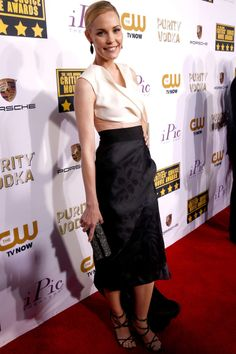 Critics' Choice Awards 2014 -  Leslie Bibb in House of Ronald