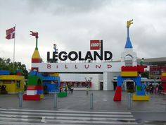 Legoland - Billund DK