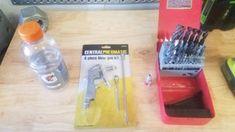 DIY $5.00 Sandblaster : 13 Steps (with Pictures) - Instructables Garage Tools, Diy Garage, Garage Workshop, Workshop Ideas, Garage Ideas, Garage Storage, Storage Shelves, Air Tools, Wood Tools