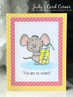 Judy's Card Corner