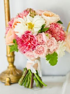A lovely spring bouquet