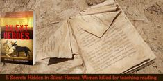 Women's rights under Taliban rule are one of the 5 secrets revealed in Silent Heroes, Pat Furstenberg's new contemporary fiction. Afghanistan War, Chain Of Command, Military Working Dogs, Losing Faith, Secrets Revealed, Alexander The Great, Women's Rights, Teaching Reading
