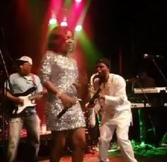 Angry fan throws an egg at MzBel during her performance in Belgium    It seems MzBels single act of running down the president elect of Ghana Nana Akuffo Addo would continue to haunt her as an angry fan allegedly threw an egg at her as she mounted the stage to perform in Gent Belgium on Tuesday Dec. 26 2016. The unforeseen act caused a temporal halt in the event as they sought to find out who exactly did the despicable act. In a live video stream by one of the instrumentalists known on…