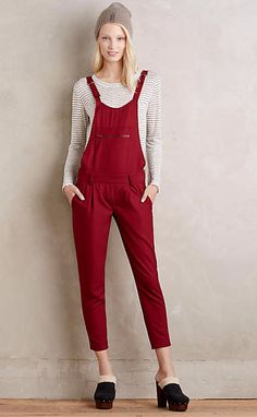 Red Hook Overalls #anthrofave