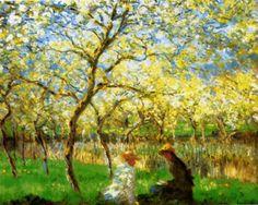BLOG DA REGBIT: Vamos vê Oscar-Claude Monet