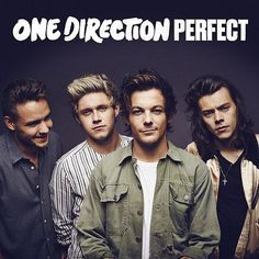 One Direction: Perfect (CD Single) - 2015.