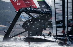 Emirates Team New Zealand - America's Cup 2013