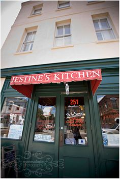 Jestine's Kitchen © Marmalade Photography...some of the best southern food!!! Well worth the wait on a Sunday Morning!!! (right Colleen???)