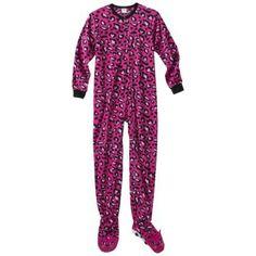 Circo® Girls' Footed Blanket Sleeper Target 11.99