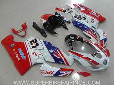 2003-2004 Ducati 749/999 Limited Edition Fairings