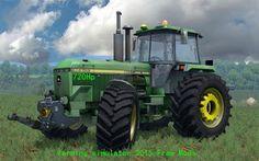 farming simulator 2015 Free Mods: JOHN DEERE 4755 V 2.0 mod download