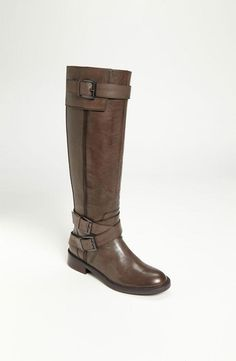 Chic Riding Boots, Vintage Look.