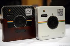 An Android camera that prints!