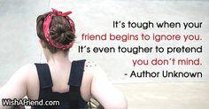 Broken Friendship Quotes More