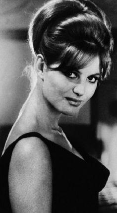 "Claudia Cardinale - ""8 1/2"" (Fellini, 1963)"