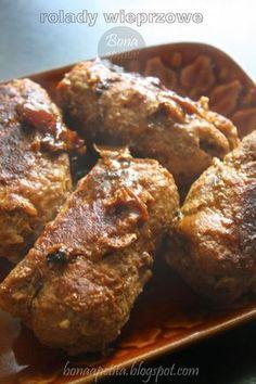 Pork Recipes, Cooking Recipes, Healthy Recipes, Sandwiches, Polish Recipes, Polish Food, Delicious Desserts, Easy Meals, Good Food