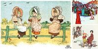 кейт гринуэй сказки матушки гусыни: 2 тыс изображений найдено в Яндекс.Картинках