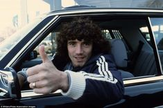 Kevin Keegan is pictured in a Mercedes slc in Hamburg in a year after he joined from Liverpool. A superb Kevin Keegan, England National Football Team, National Football Teams, Mercedes Slc, All Super Bowls, Liverpool, Kenny Dalglish, Hamburger Sv, Famous Names