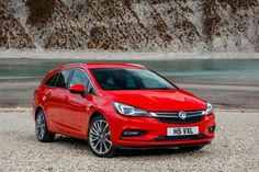 Vauxhall Astra Sports Tourer Details Revealed