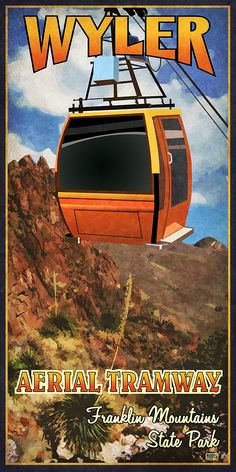 Wyler Aerial Tramway, a must do if you ever come to El Paso