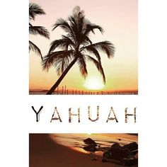 "PROCLAIMING THE NAME ABOVE ALL NAMES YAHUAH  SHARING THE TRUTH WITH KINDNESS, LOVE AND PATIENCE  Numbers 15:41 ISR98 ""I am יהוה  YAHUAH your Mighty One , who brought you out of the land of Mitsrayim, to be your Mighty One . I am יהוה YAHUAH your Mighty One ."" YirmiYAHU/Jeremiah 23:26-27 ISR98 ""Till when shall it be in the heart of the prophets? – the prophets of falsehood and prophets of the deceit of their own heart, who try to make My people forget My Name by their dreams which everyone…"