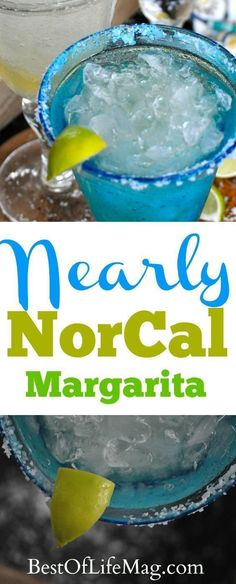 This nearly NorCal Margarita Recipe is easy to make and keeps calories low while never compromising taste.